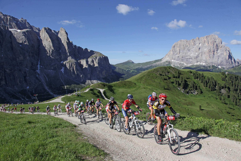 Südtirol Sellaronda Hero Mtb-Marathon 2011, classifiche e fotografie
