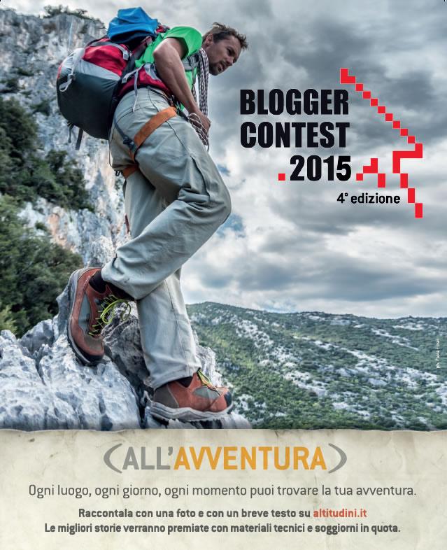 A tutta Avventura nel 4° Blogger Contest