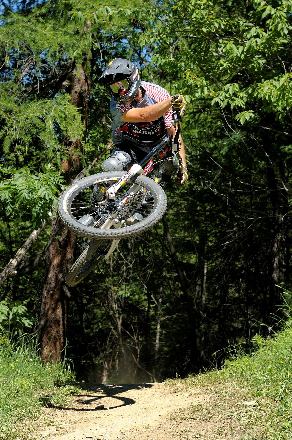 Mountain bike: a Bardonecchia riapre il Kona Bike Park