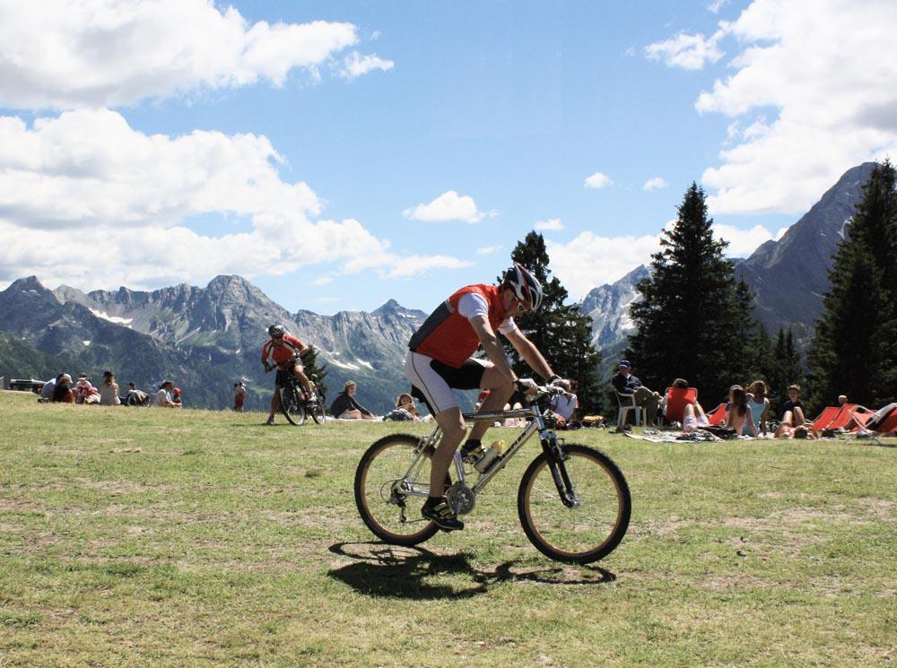 Progetto Bike Aprica, coinvolte tre province