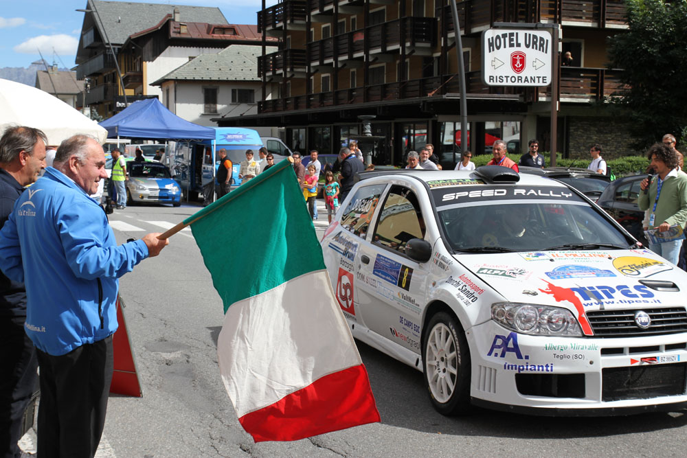 Aprica e il 57° Rally Coppa Valtellina