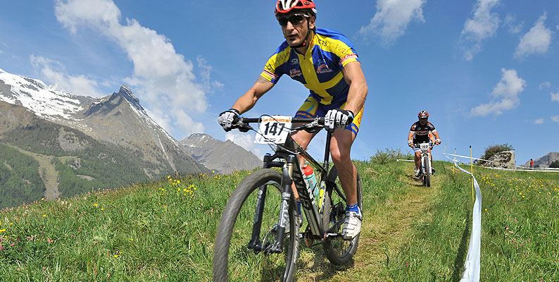 Con la Mountain bike tra le Perle delle Alpi
