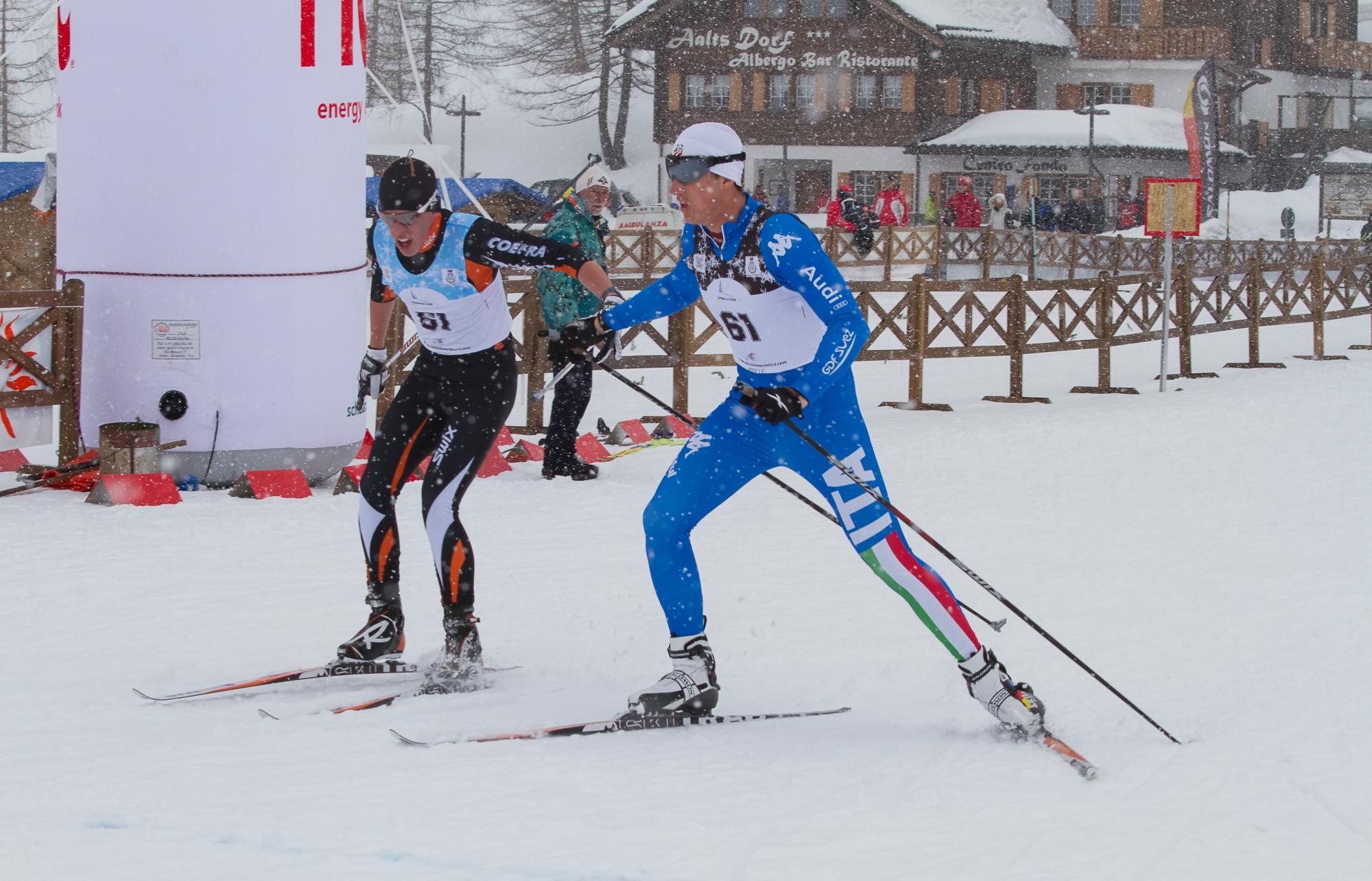 Conclusi i Campionati Regionali di sci di fondo a Riale Val Formazza