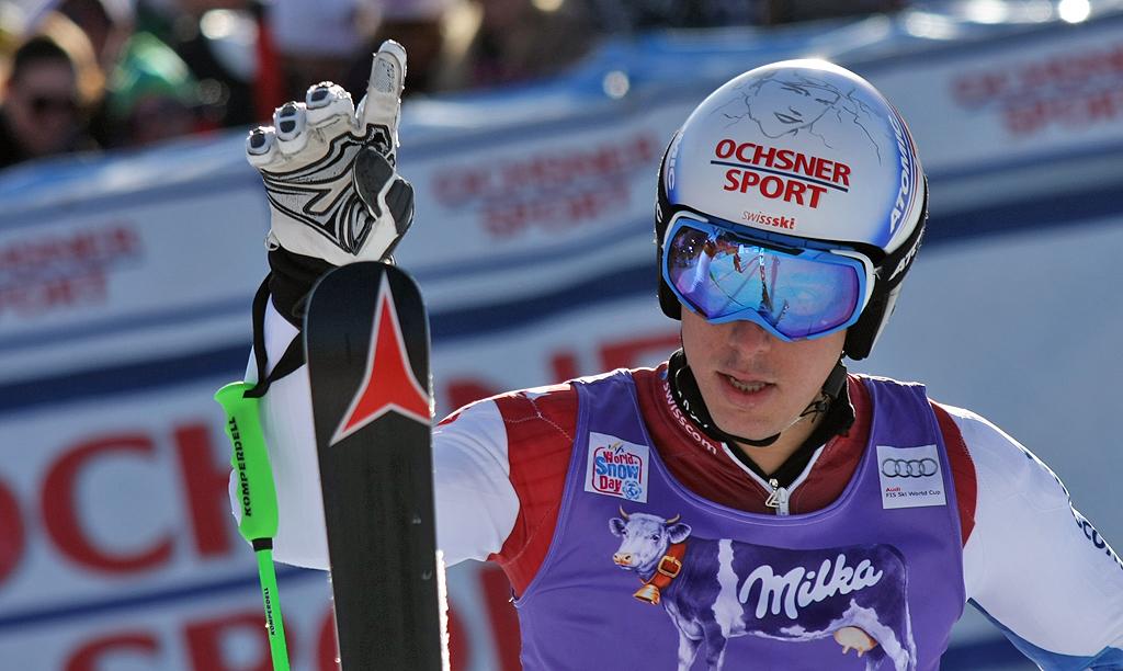 Classifica slalom speciale Adelboden 2021: vince Marco Schwarz