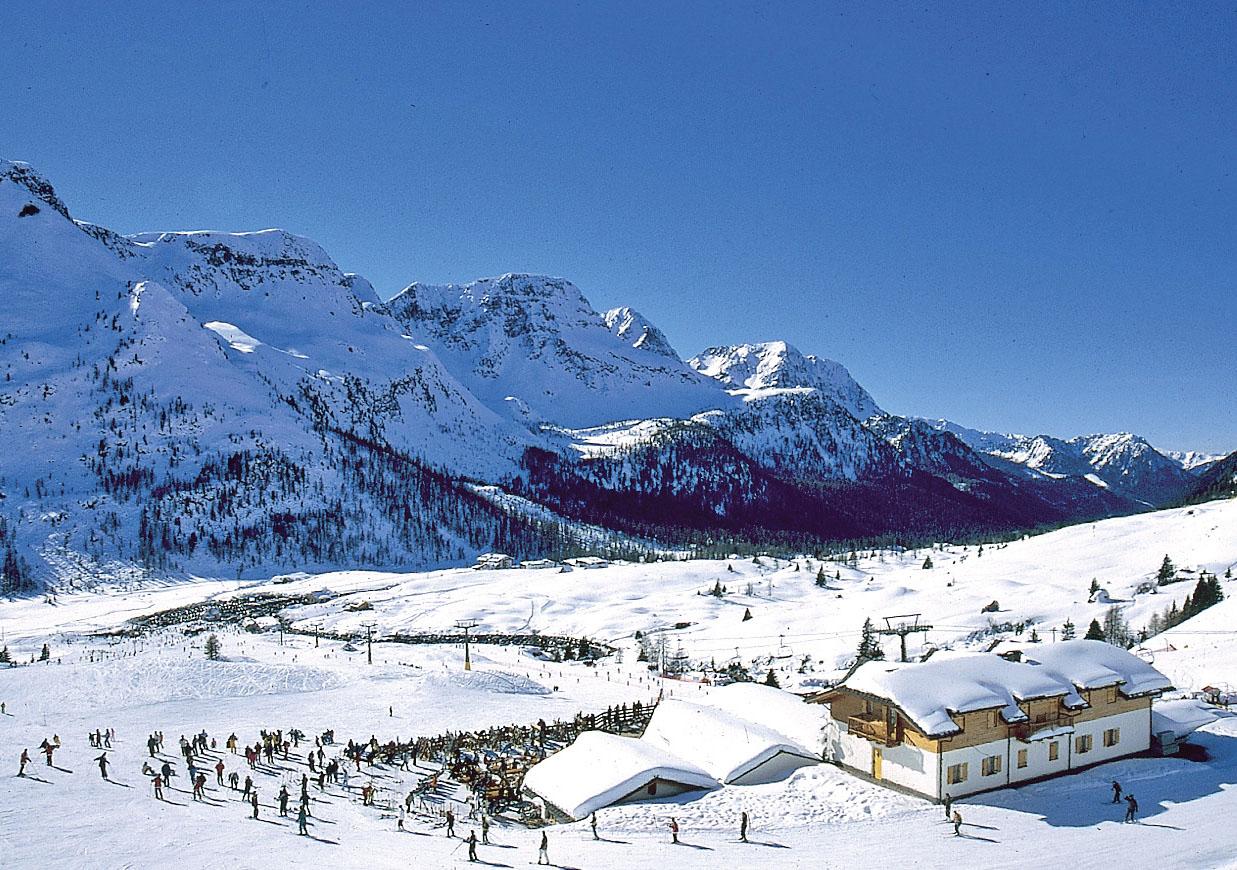 La Ski area 3 Valli, in Val di Fassa, chiude in bellezza