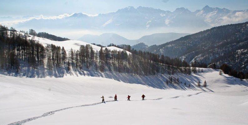 Ciaspole-Torgnon-Valle-Aosta