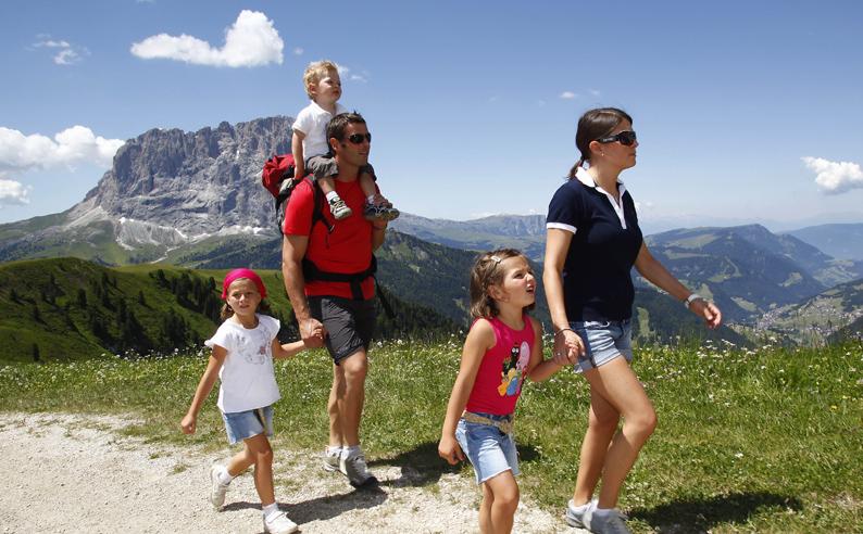 Estate in Val Gardena dedicata ai bambini