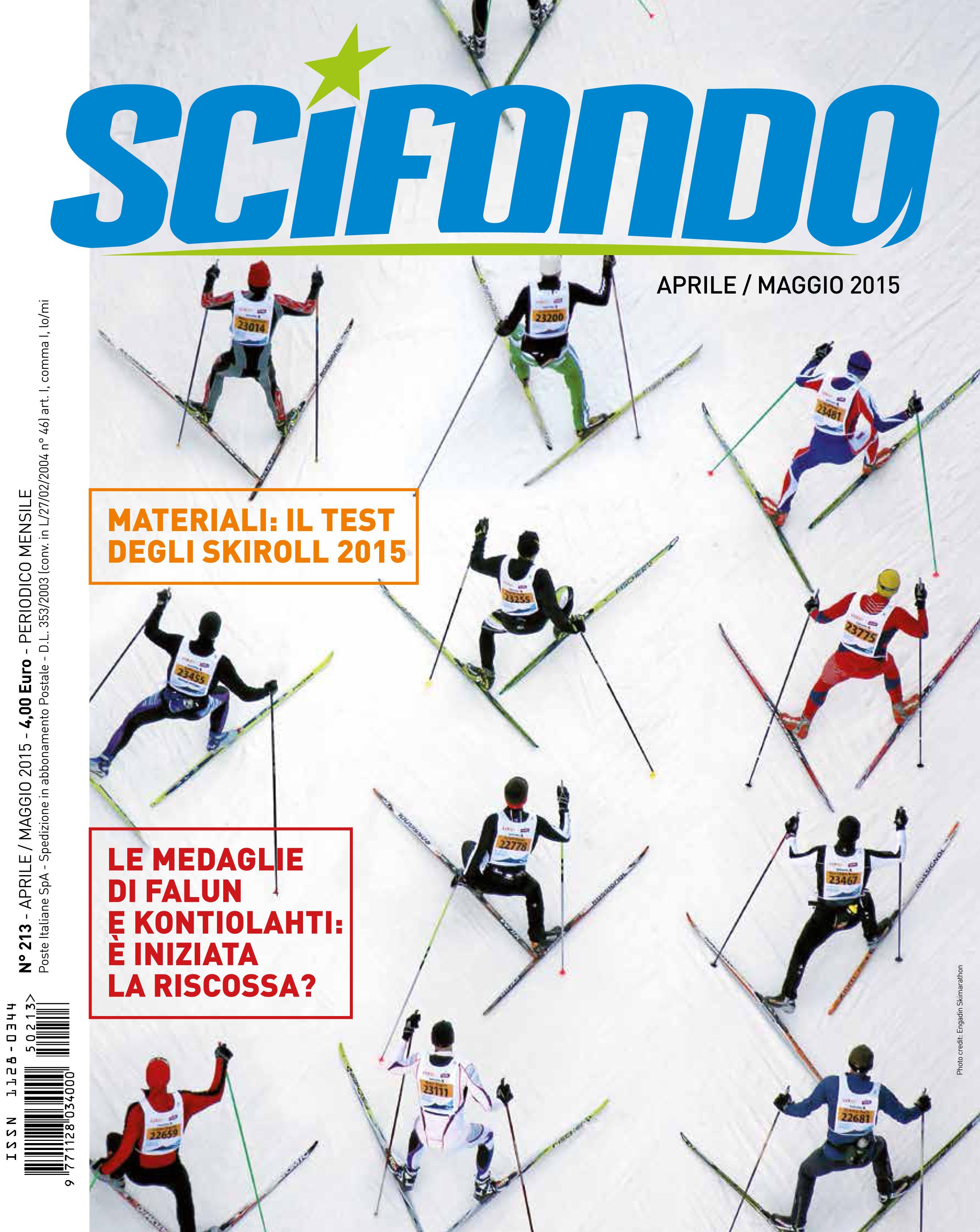 La nuova rivista Scifondo è in edicola