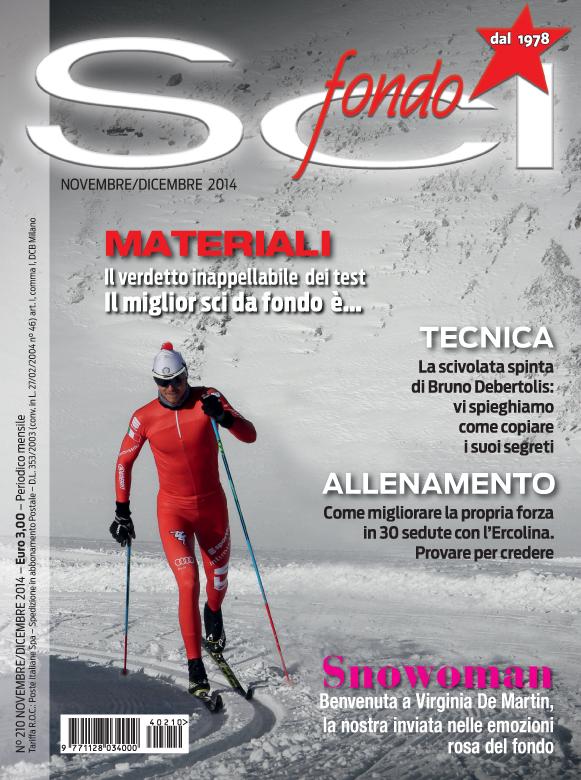 La rivista SciFondo è in edicola