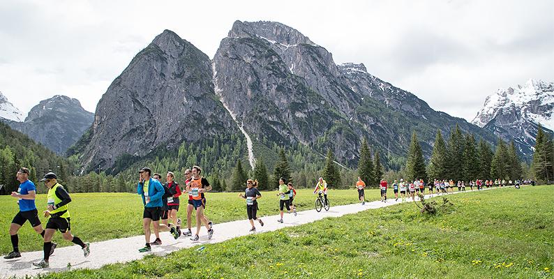 Estate al via a Cortina d'Ampezzo