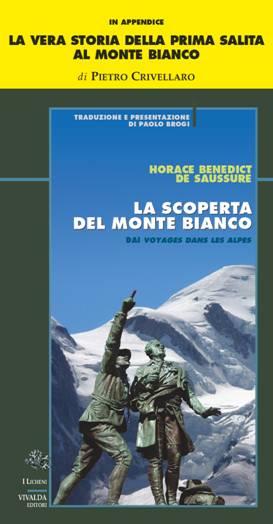 """In libreria """"La scoperta del Monte Bianco"""""""