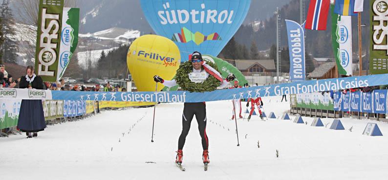 Granfondo Val Casies – Gsiesertal Lauf 2015: classifiche e fotografie