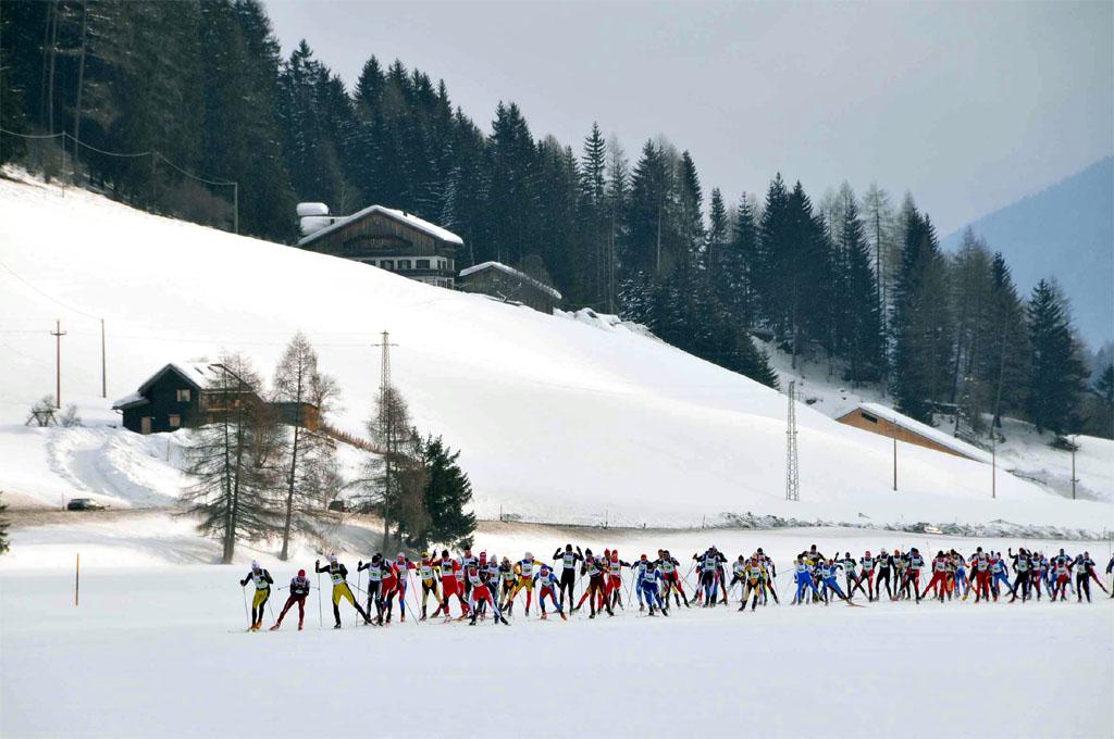Sci di fondo: le gare top del comprensorio Dolomiti Nordicski