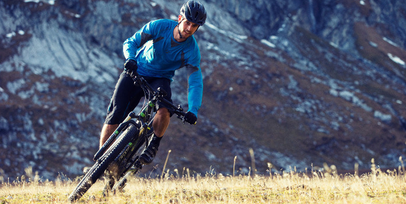 Con le e-bike in Alta Badia