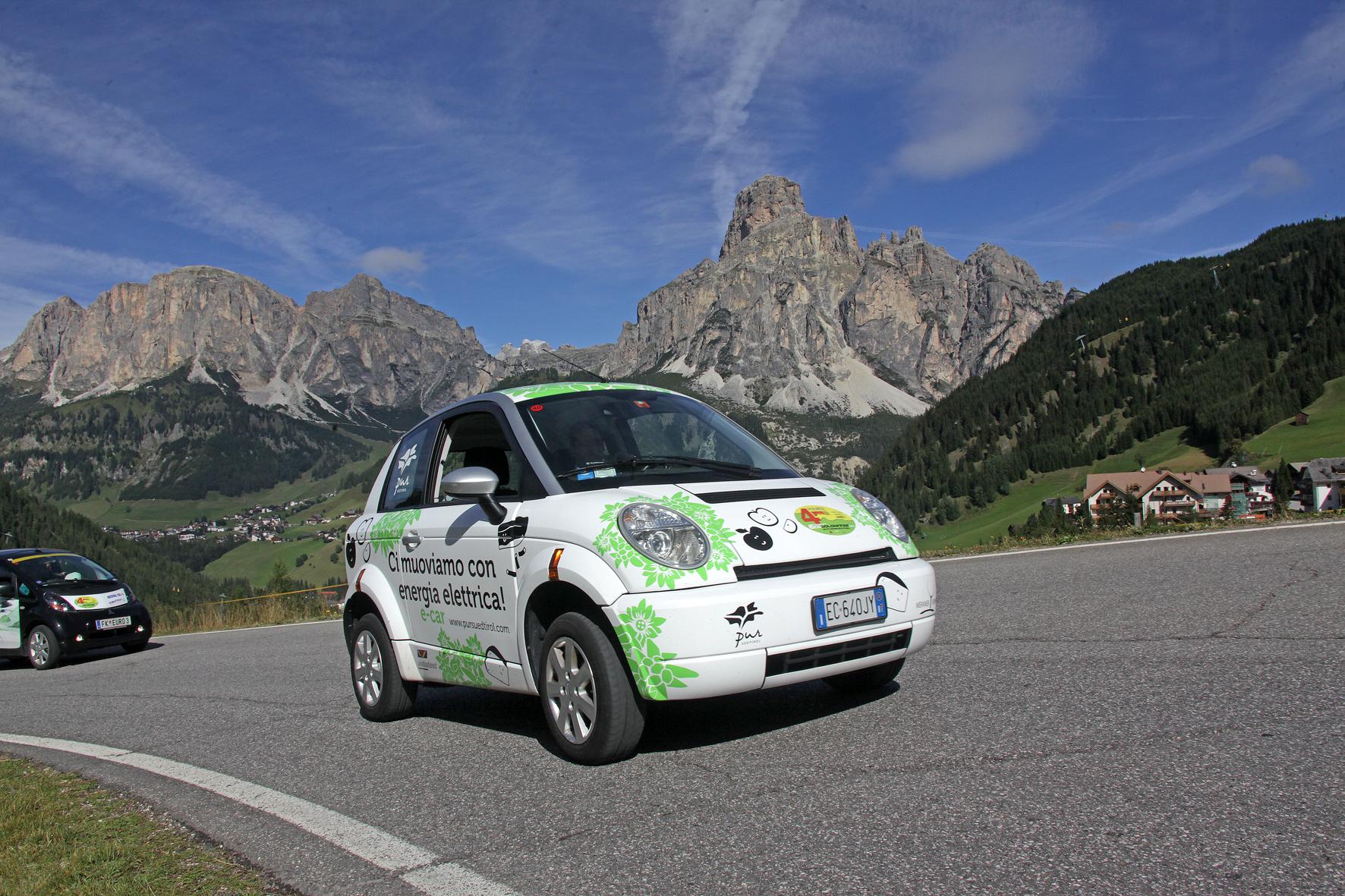 Eco Dolomites ed E-Bike Testival tra Val Gardena e Alta Badia