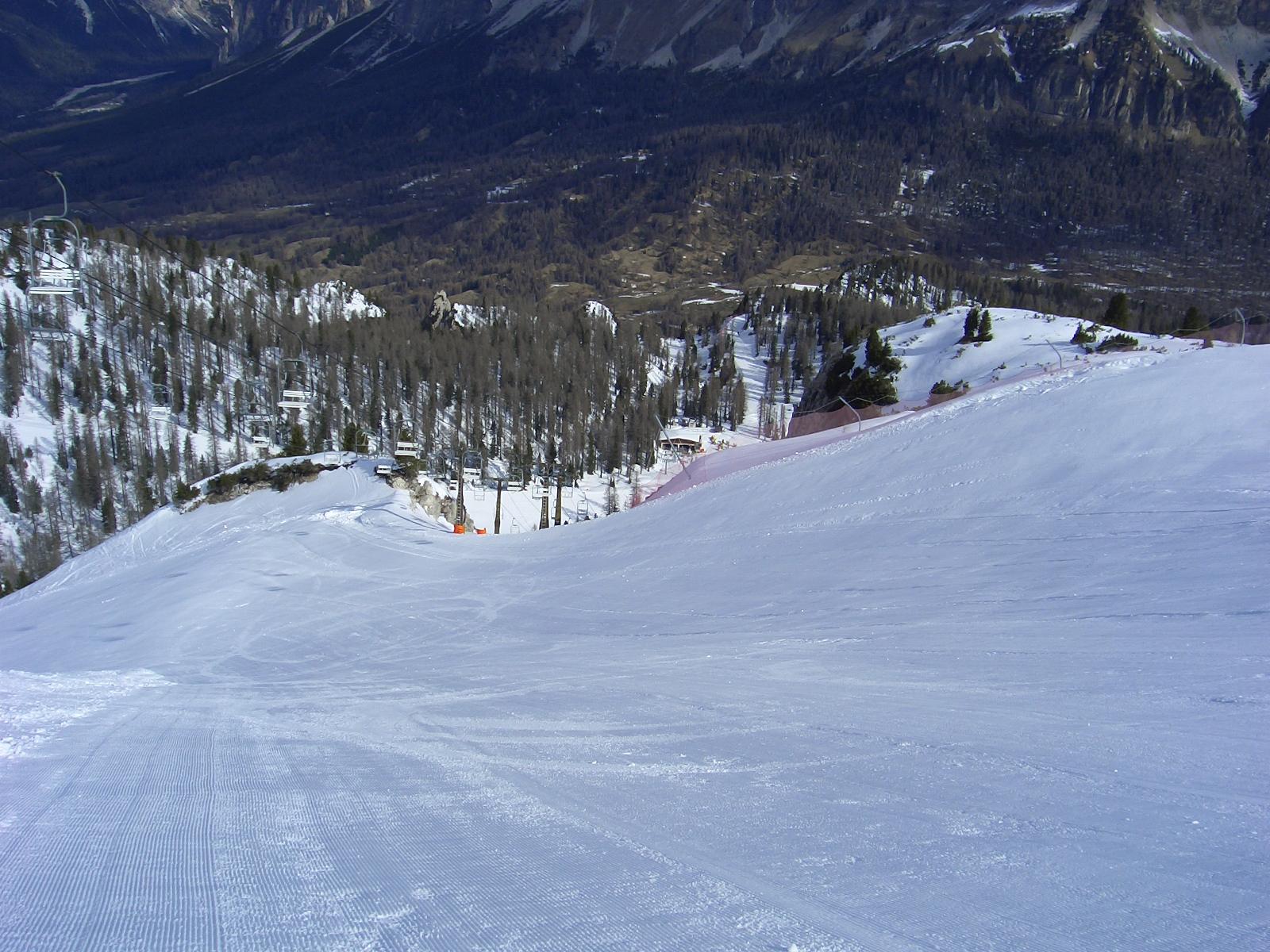 A Cortina le piste del Faloria stanno per riaprire