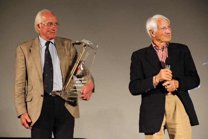 I vincitori della 19/a edizione dei Piolets d'Or, il più prestigioso premio di alpinismo