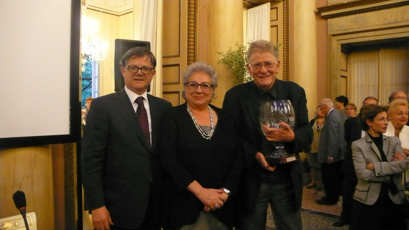 A Ermanno Olmi il Premio 2012 dell'International Alliance for Mountain Film