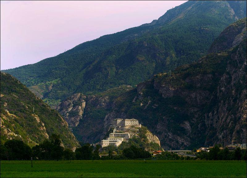 Valle d'Aosta: il Museo delle Alpi nel Forte di Bard