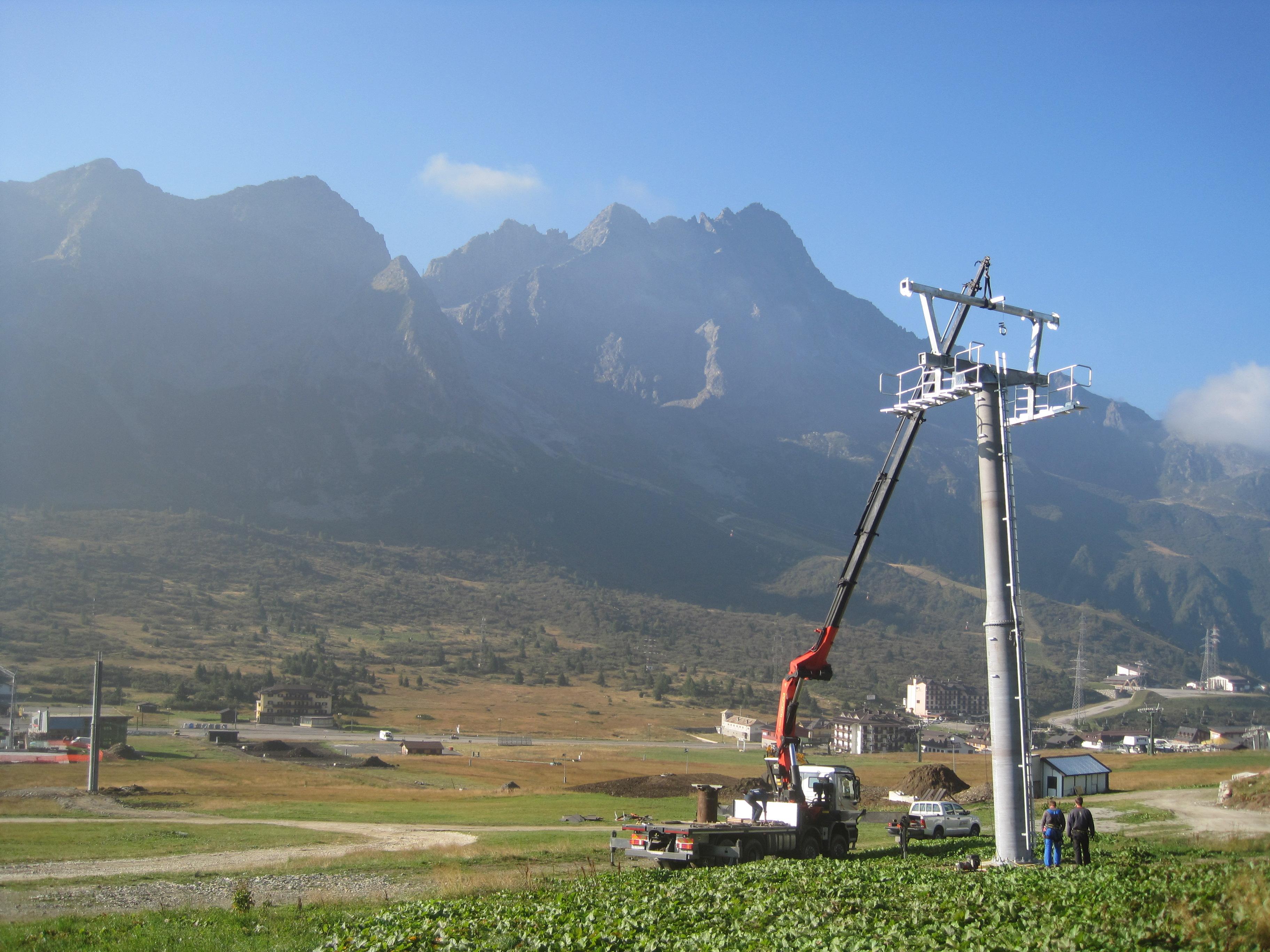 Adamello Ski al lavoro in vista della prossima stagione invernale