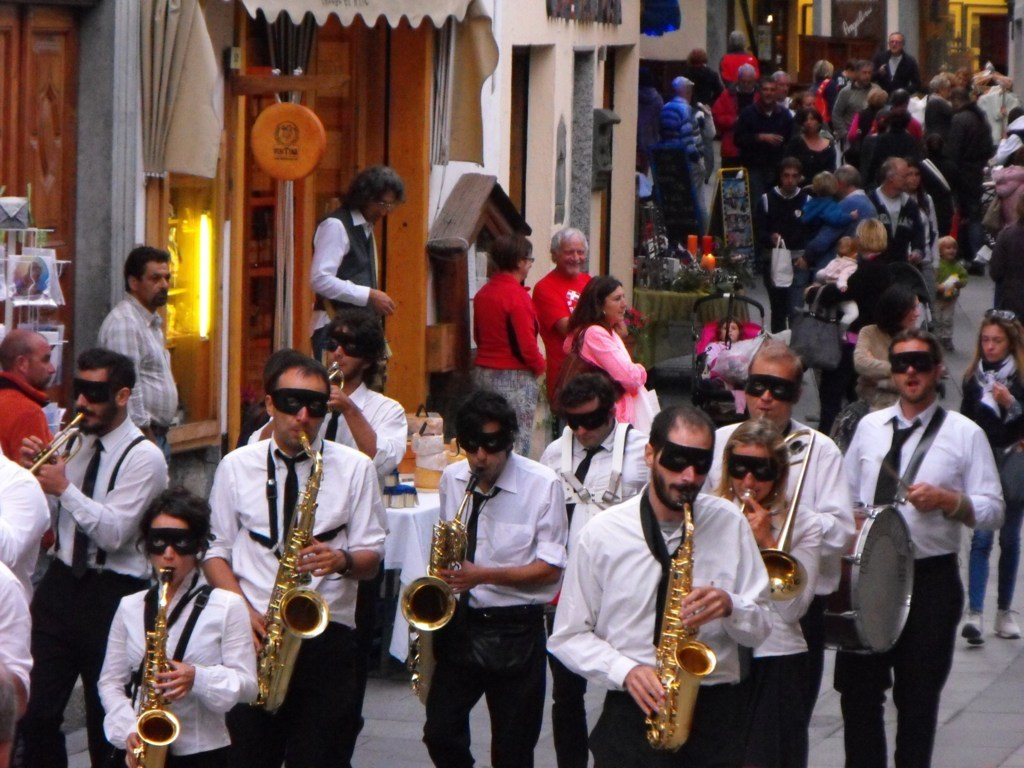 Festa del Fura totte – Fuori tutto a Courmayeur
