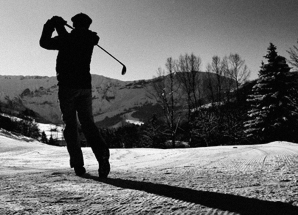 Cortina d'Ampezzo: nel 2013 il World Golf Cup on Snow