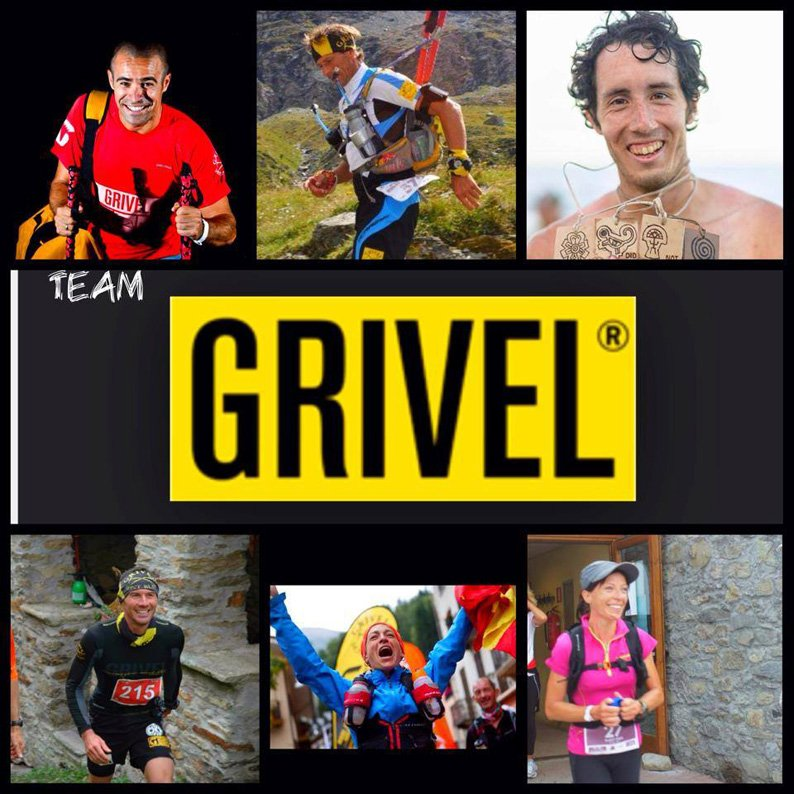 Grivel International Mountain Running Team