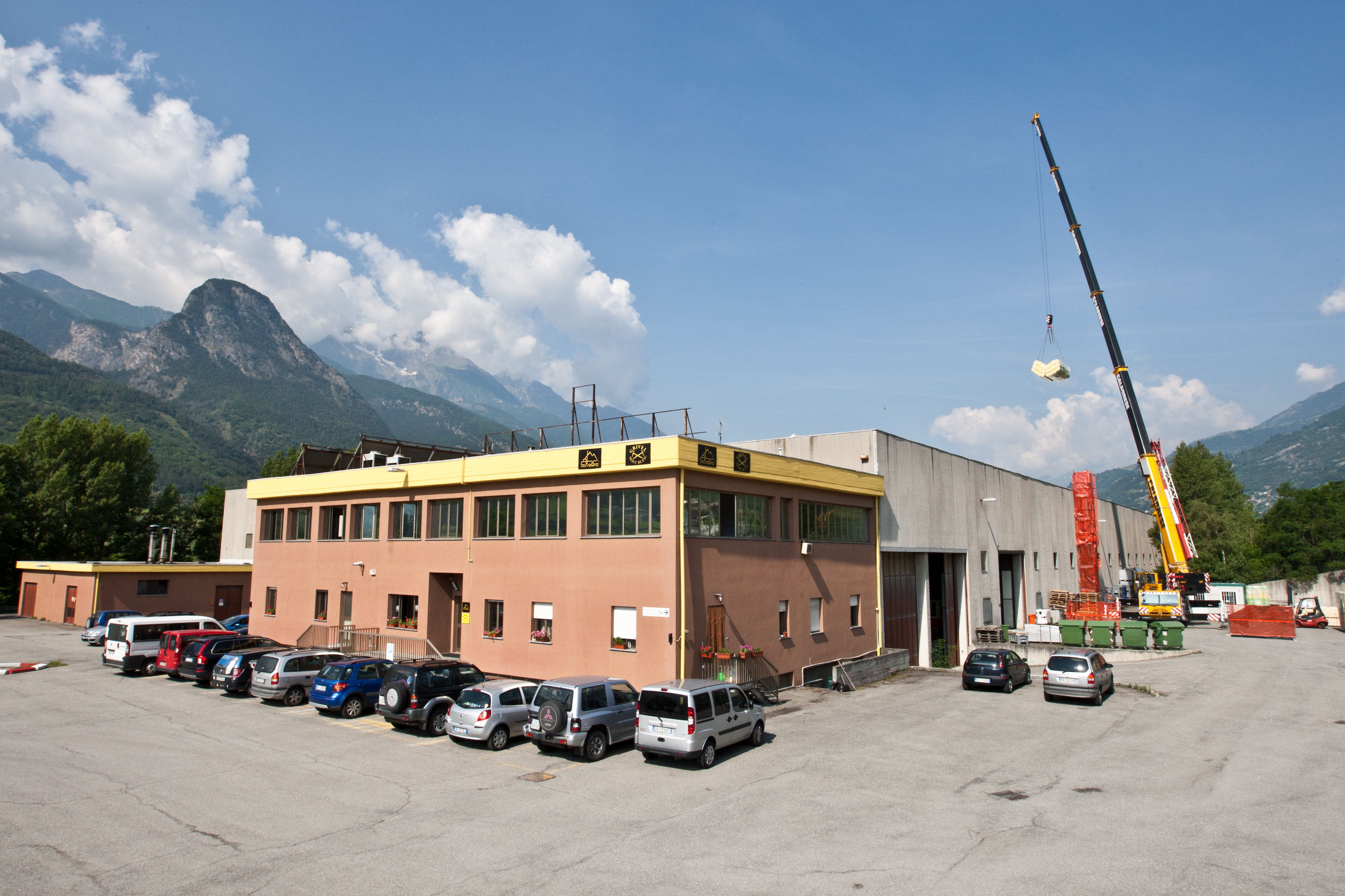 Grivel Mont Blanc investe sull'energia solare