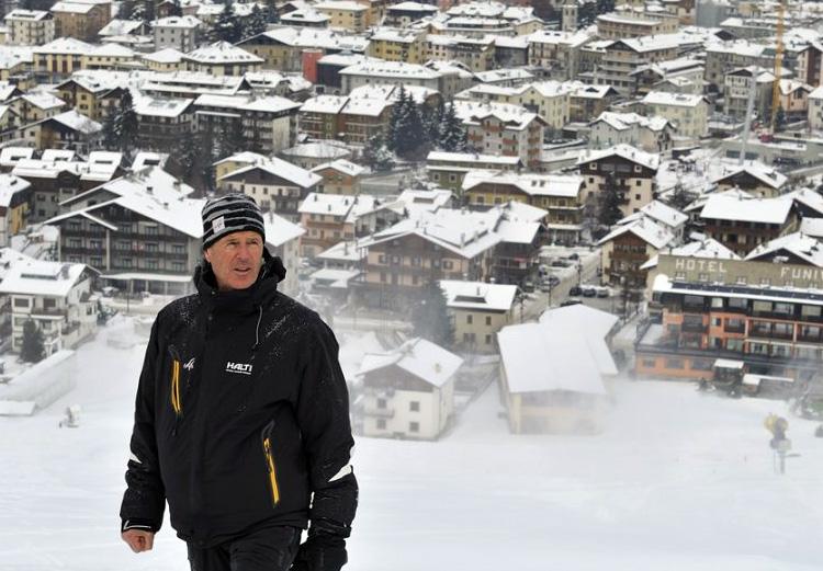 Snow Control a Bormio, da Schmalzl l'Ok per la discesa di Coppa del Mondo