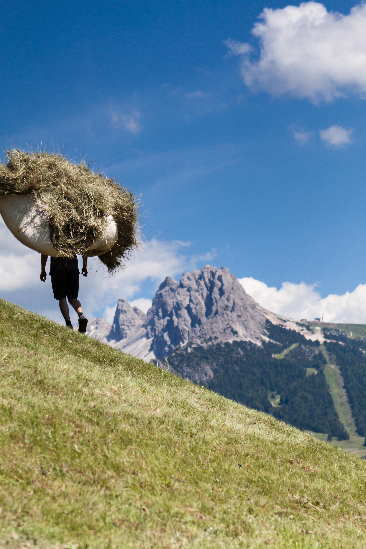 In Val Gardena il premio per il contadino dell'anno