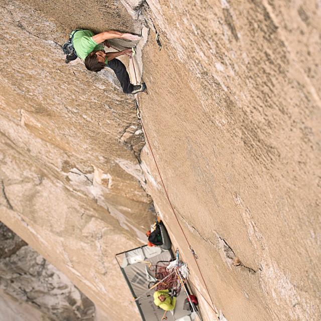 Climbing Dawn Wall su El Capitan: via completata da Tommy Caldwell e Kevin Jorgeson