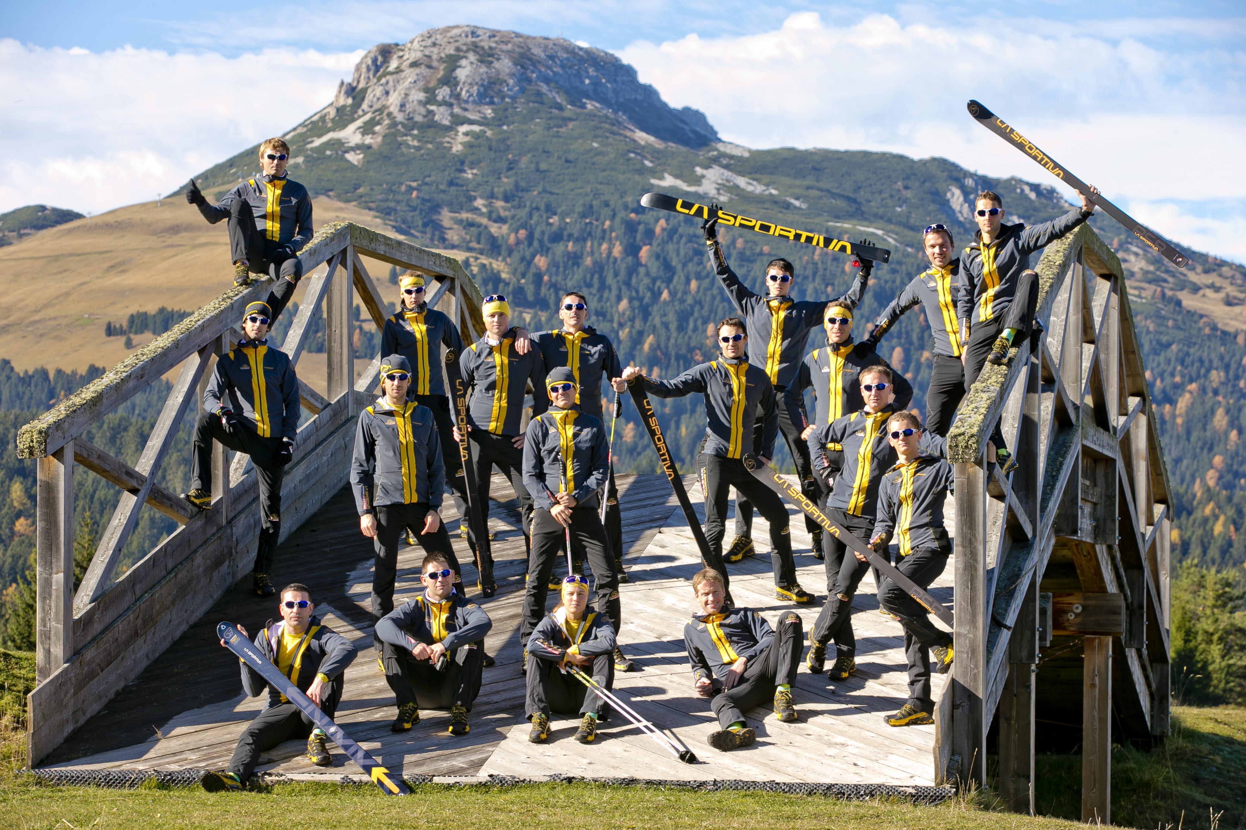 La Sportiva scialpinismo è Mountain Attack