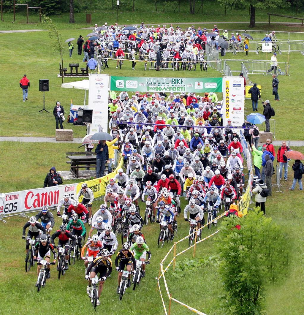 Mountain bike, presentato il nuovo Trentino MTB. Le gare del 2012