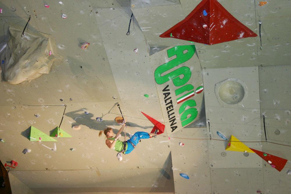 Arrampicata sportiva: Lavarda e Ghisolfi campioni italiani lead ad Aprica – Classifica