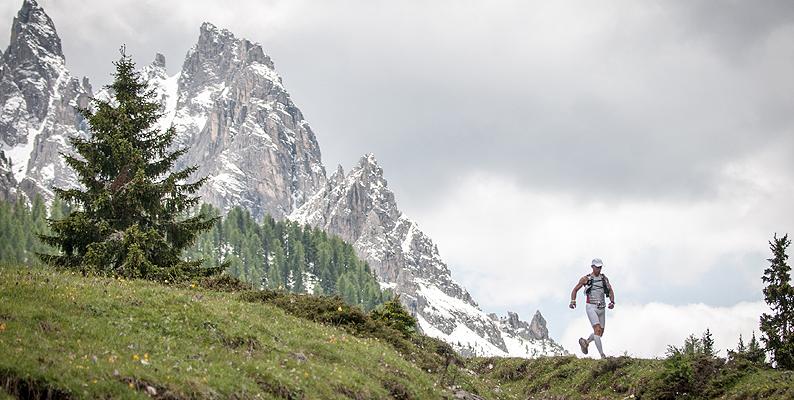 Corsa in montagna: a Cortina una gara mondiale