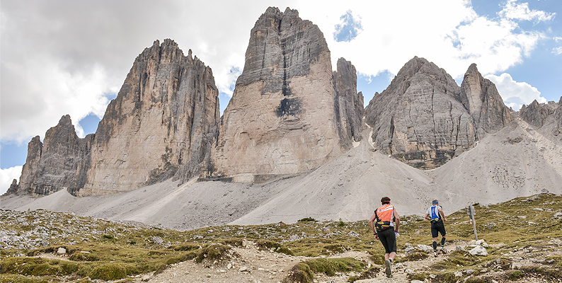 Misurina Sky Marathon: classifiche e fotografie