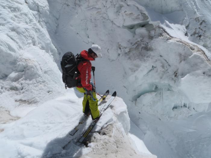 Concluso il progetto Lhotse Ski Challenge