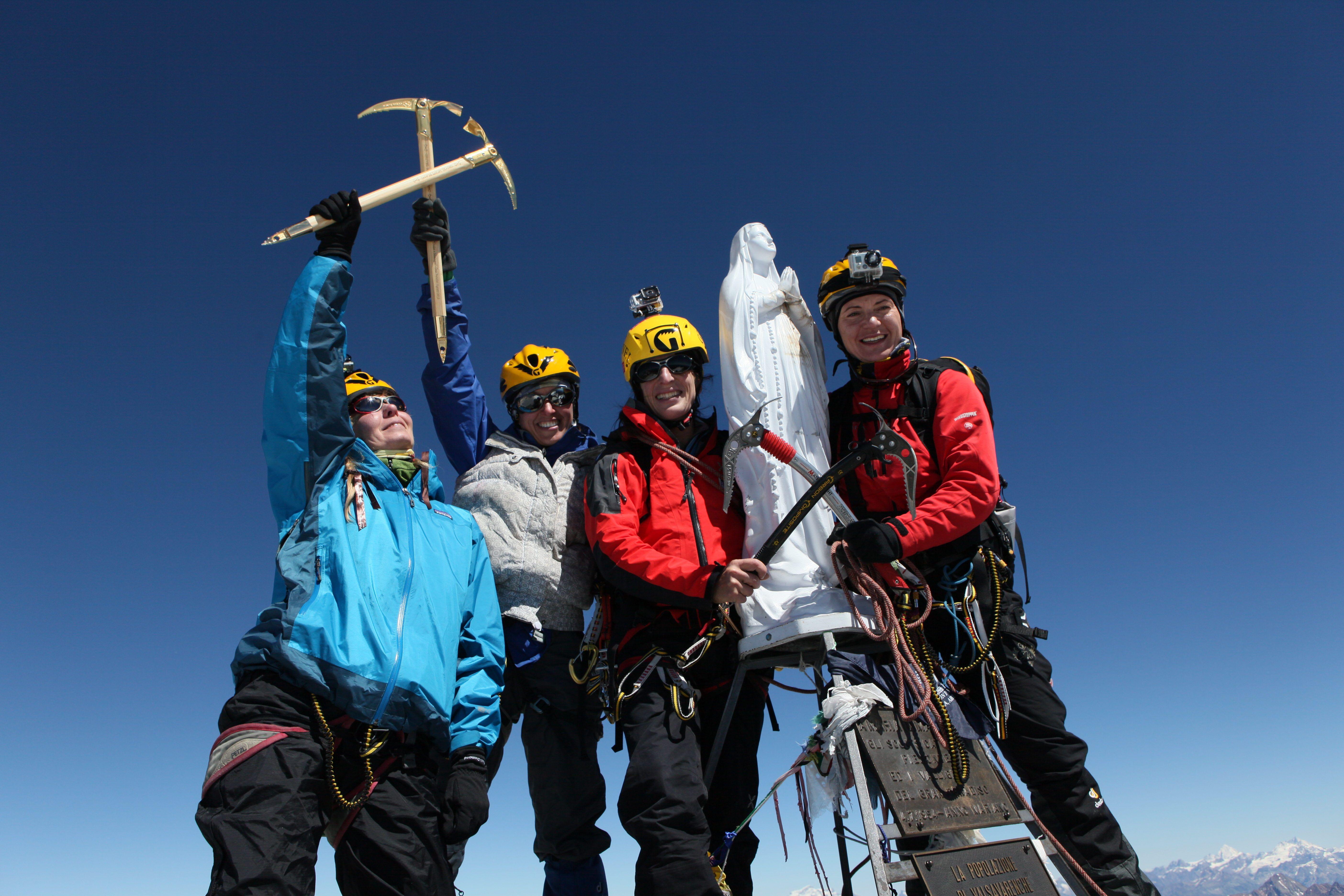 Alla scoperta dei Ghiacciai del Monte Bianco