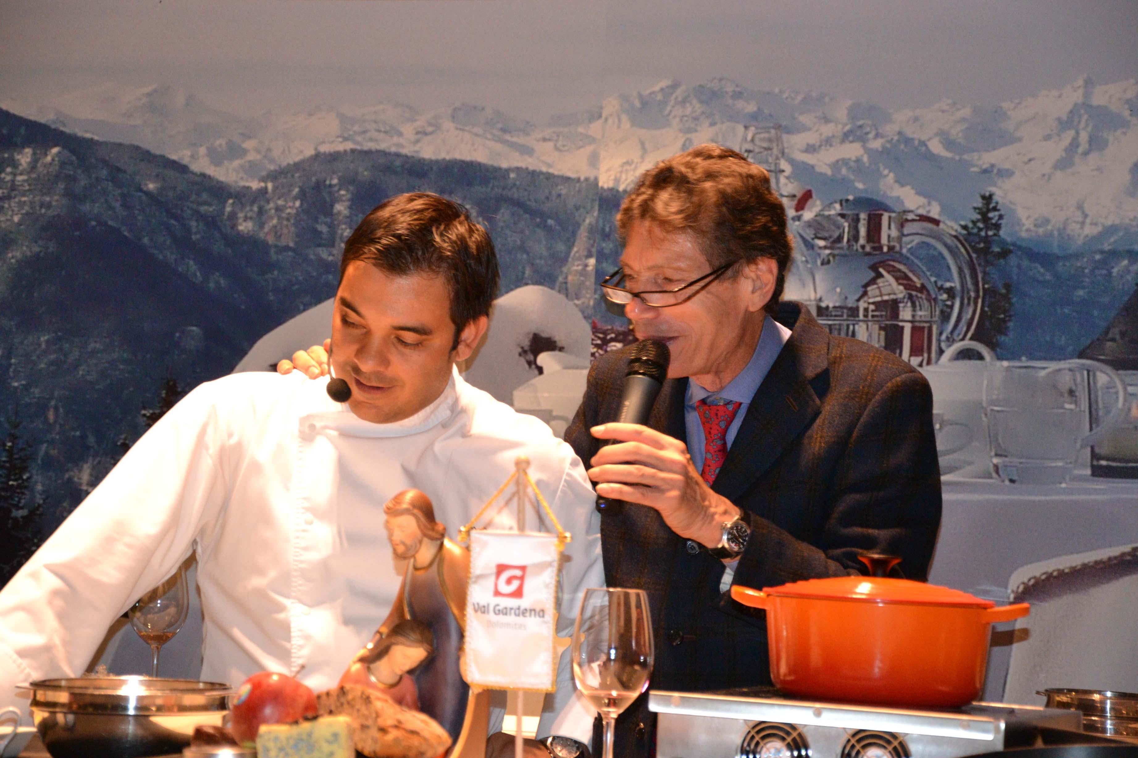 """""""Cooking for Art – Lo Stile e il Gusto della Montagna"""" a Roma"""
