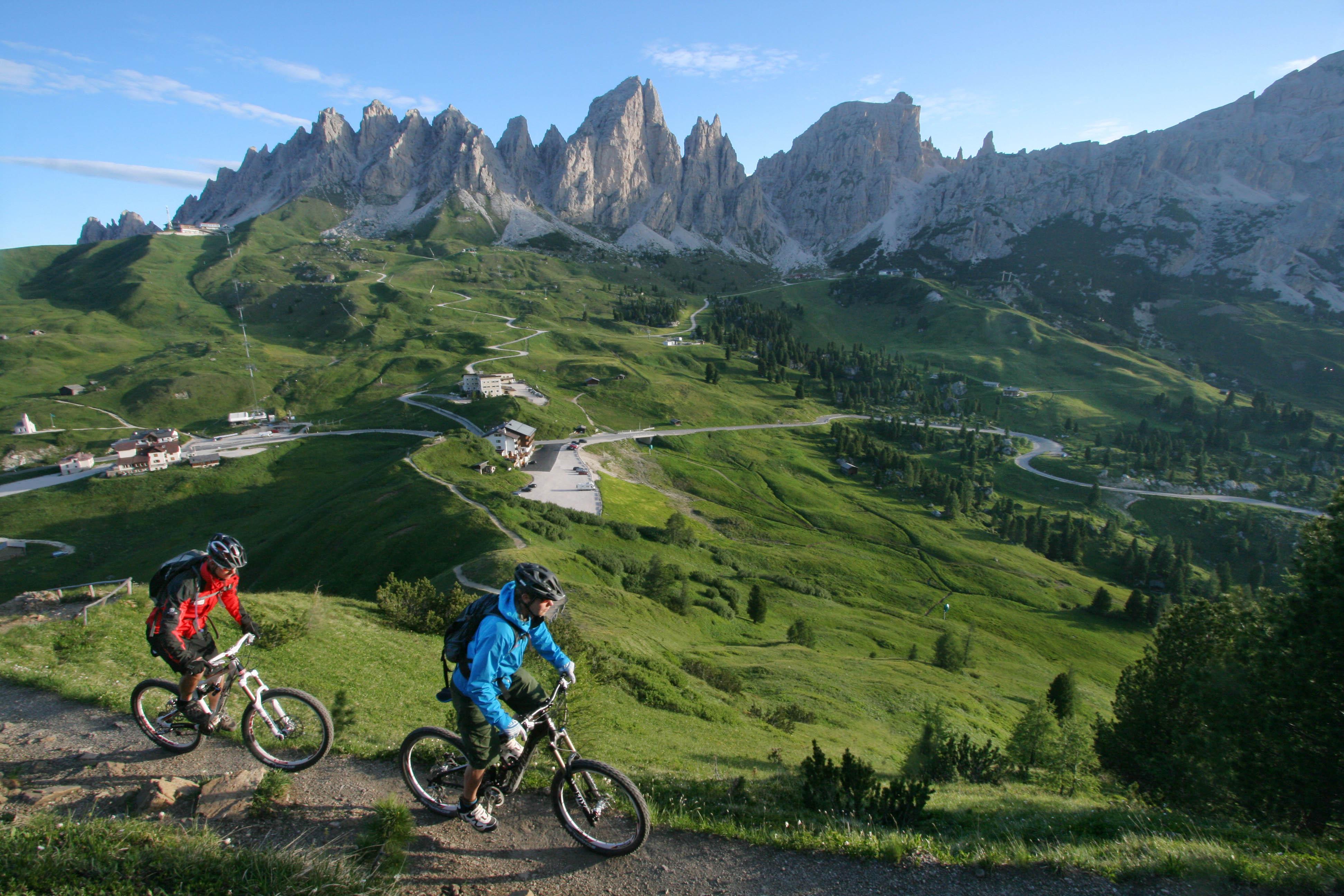 Bicicletta in Val Gardena: settimana intensa dal 20 al 28 giugno