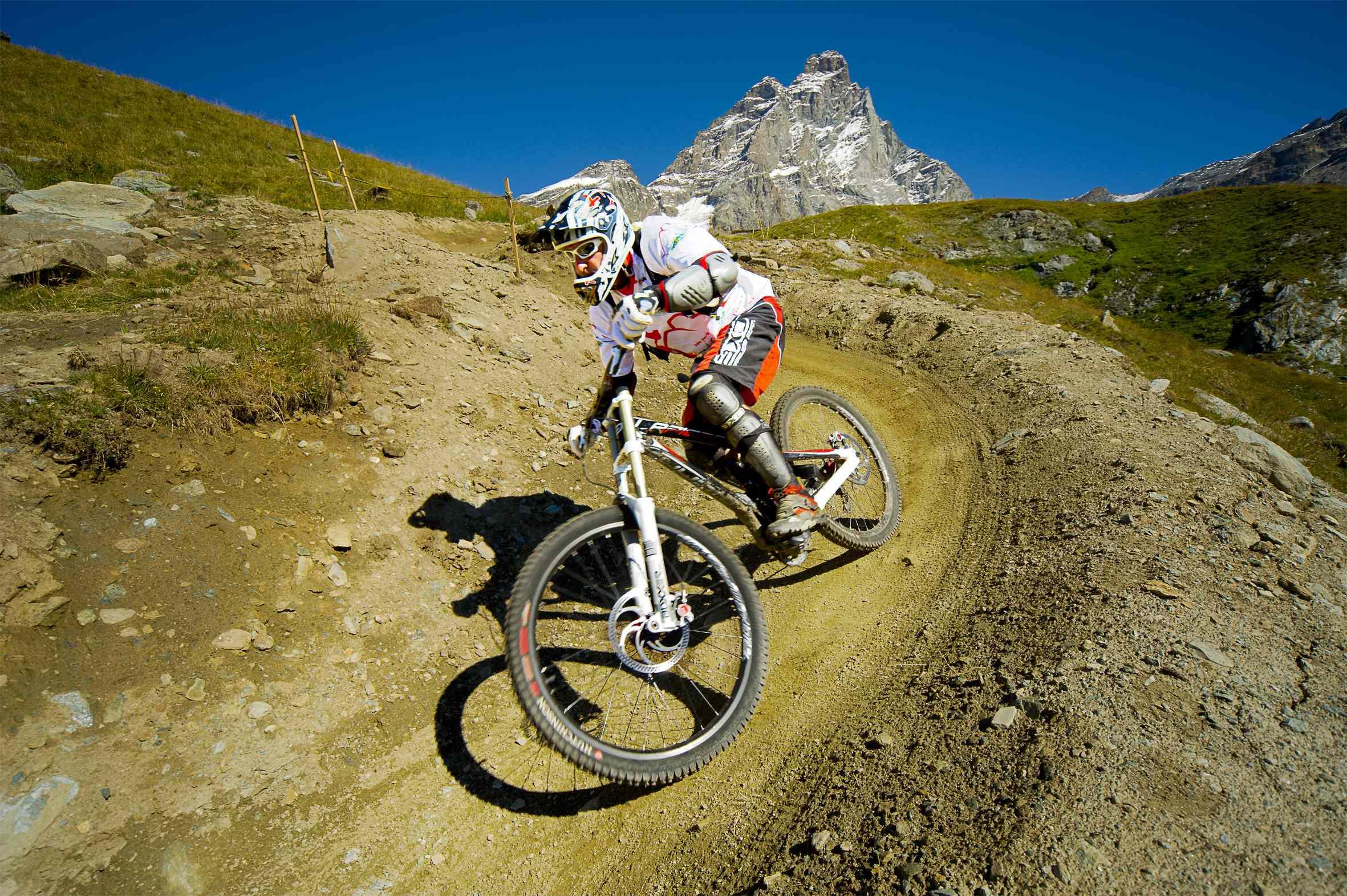 Free Ride Day in Valle d'Aosta: passione pura per la mountain bike