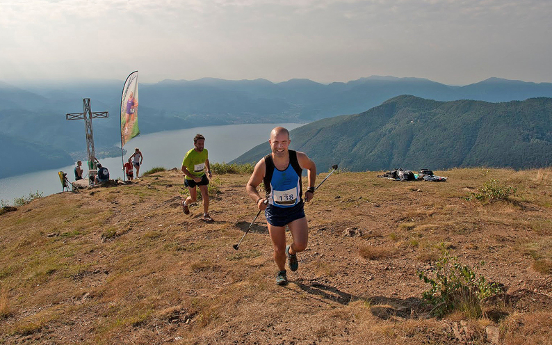 Mozzafiato Sky Race: si corre tra lago e monti