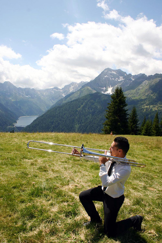Aprica: musica protagonista sulle Alpi della Valtellina
