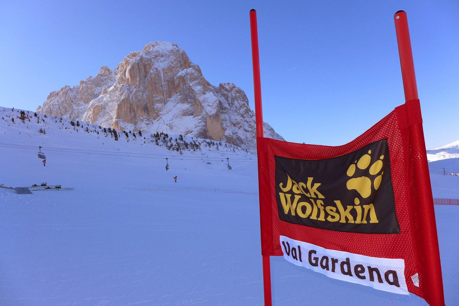 Saslong pronta: confermate le gare di Coppa del Mondo in Val Gardena