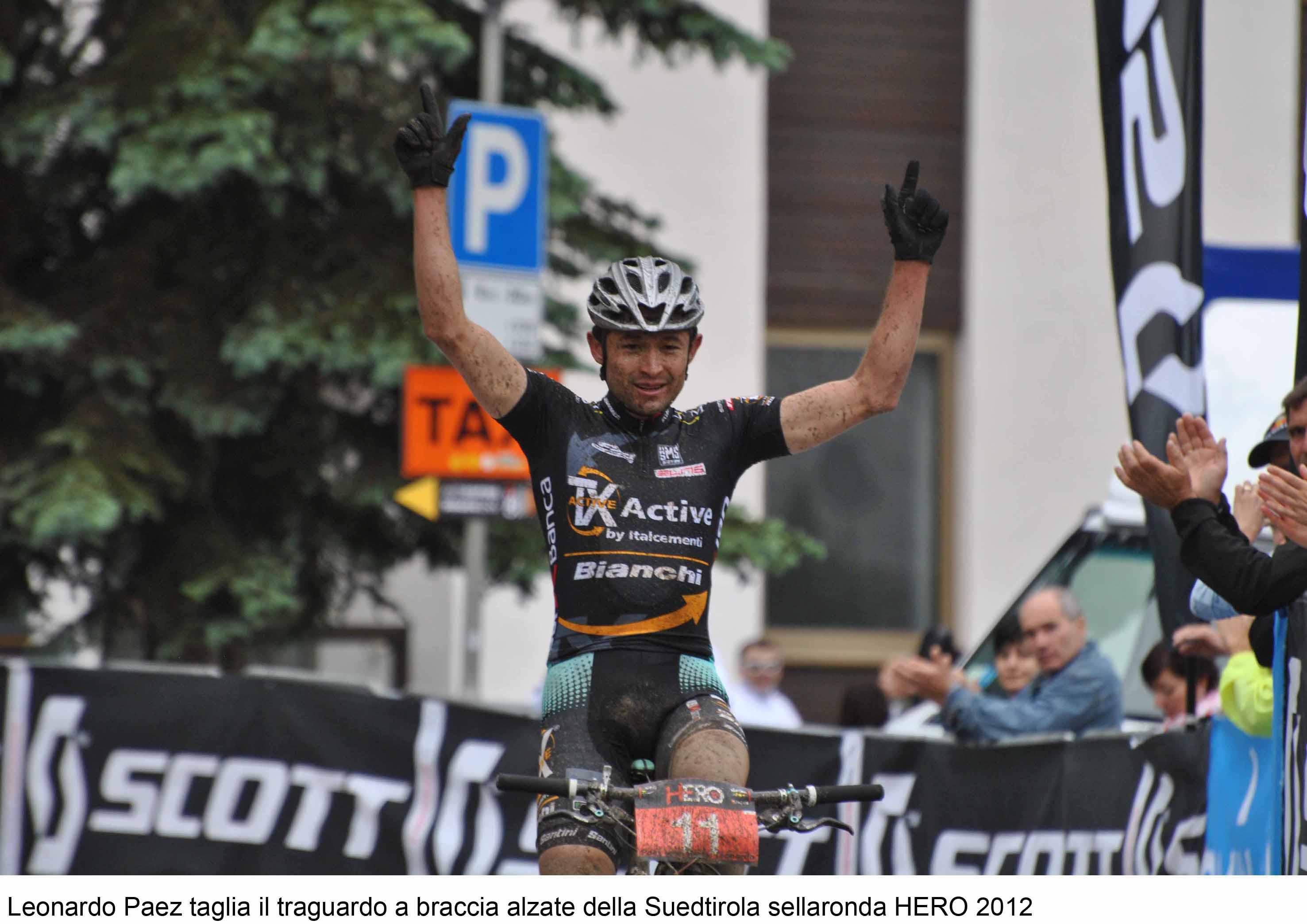 Südtirol Sellaronda Hero 2012, fotografie e classifiche