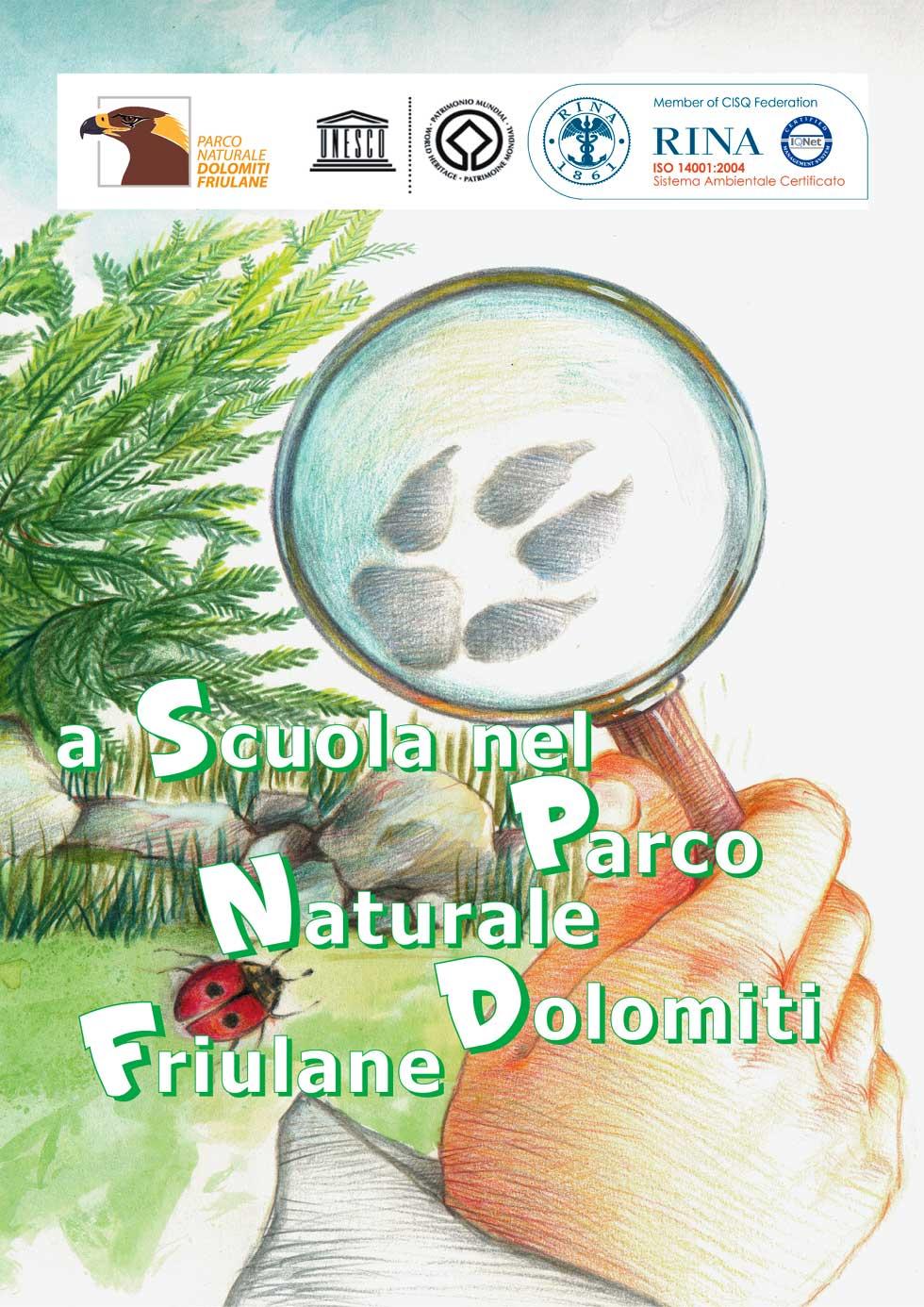 Educazione ambientale nel Parco Dolomiti Friulane
