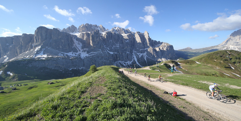 Hero Bike Festival in Val Gardena