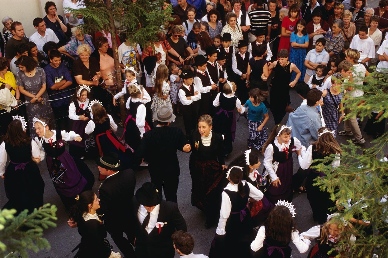 Courmayeur: un tuffo nella tradizione di San Pantaleone