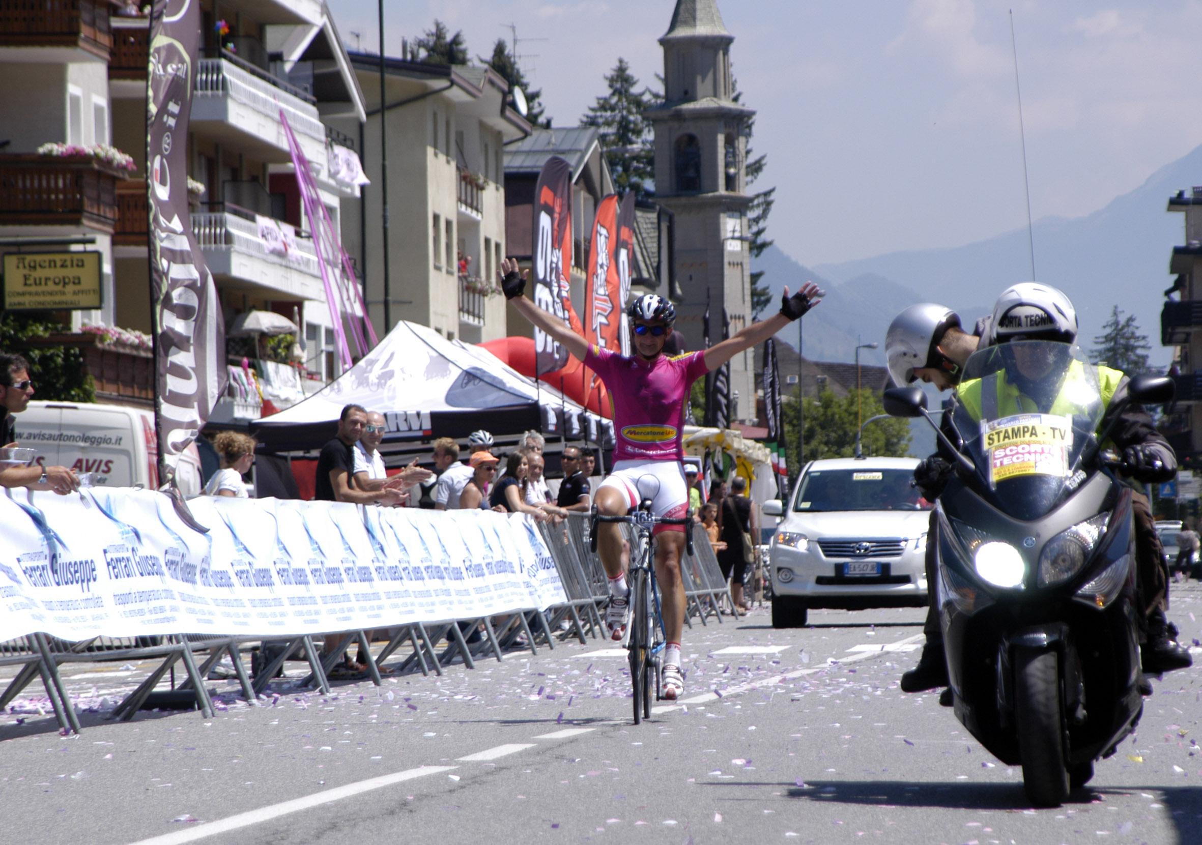 Aprica, Granfondo Internazionale Marco Pantani: classifiche e fotografie