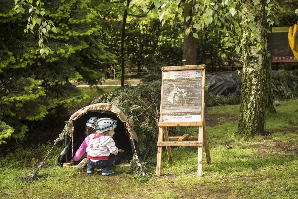 Il Parco dei Mestieri del Trento Film Festival